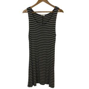 Olivia Rae | Stripped Soft Tank Dress